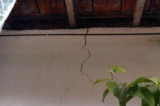 Tembok Rumah Retak, Warga Desak Pembangunan Hotel Dihentikan