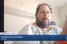 Sebut Virus Corona Hoaks, Pria Ini Sadar Setelah Terinfeksi