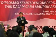 Jusuf Kalla Terima Penghargaan Keunggulan Diplomasi