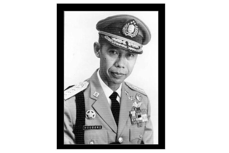Jenderal Hoegeng Iman Santoso