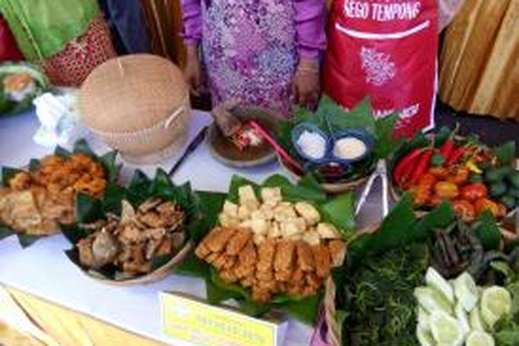 Banyuwangi Gelar Festival Sego Tempong Di Taman Blambangan
