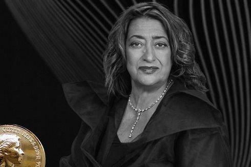 Mengenal Zaha Hadid,