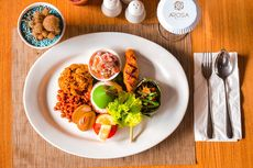 Simak Cara Bikin Nasi Bali Uluwatu pada Live Instagram Kompas Travel