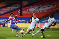 Crystal Palace Vs Chelsea, Drama 5 Gol Warnai Kemenangan The Blues