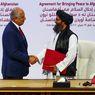 Resmi Tanda Tangani Kesepakatan dengan Taliban, Menlu AS: Ini Hari Penting