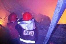 Api Belum Padam, Polisi Tangkap 2 Pencuri di Lokasi Kebakaran Pasar