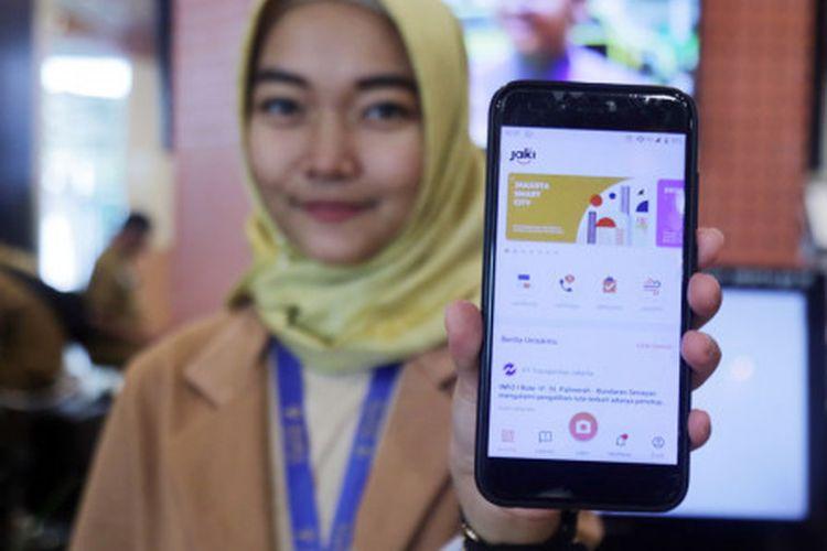 Jakarta Punya City Apps yang Jadi Pusat Informasi dan Layanan bagi Warga