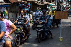 Tak Pakai Masker, 46 Warga Ciracas Dikenakan Sanksi Kerja Sosial dan Denda