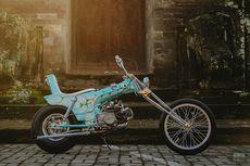 Custom Honda Dax Chopper