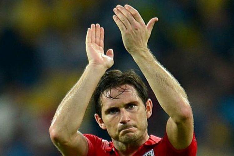 Gelandang Inggris, Frank Lampard.