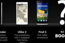 Oppo Tawarkan Android