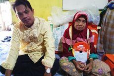 15 Tahun Menabung, Nenek Penjual Kue Keliling Naik Haji