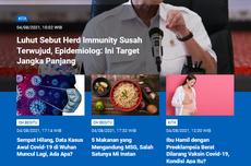 [POPULER SAINS] Herd Immunity adalah Target Jangka Panjang | 5 Makanan yang Mengandung MSG