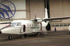 PTDI Telah Kirim 1 Pesawat NC212i ke Thailand