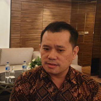 Tony, B2B Sales Manager TP-Link Indonesia, ketika dijumpai KompasTekno di sela acara Welcome WiFi 6 yang digelar di kawasan Jakarta, Selasa (10/3/2020).