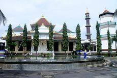Sejarah Berdirinya Masjid Agung Sultan Mahmud Badaruddin Jayo Wikramo