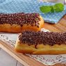 Resep Roti Long John Goreng, Camilan Klasik Tidak Butuh Mikser