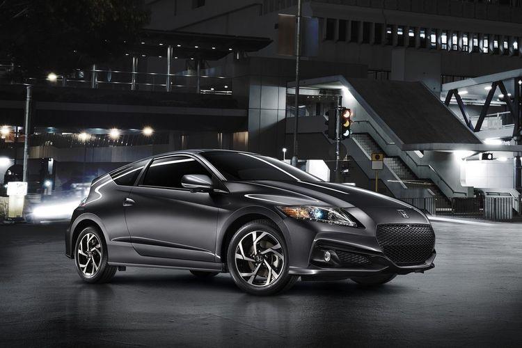 Honda CR-Z mulai disuntik mati pada 2016.