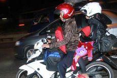 Sepeda Motor Mendominasi Jalur Pantura Cirebon