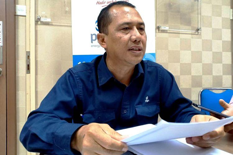 Sales Area Head PGN Medan Saeful Hadi mengatakan, biogas sama dengan gas bumi, ramah lingkungan dan hemat,  Selasa (5/11/2019)