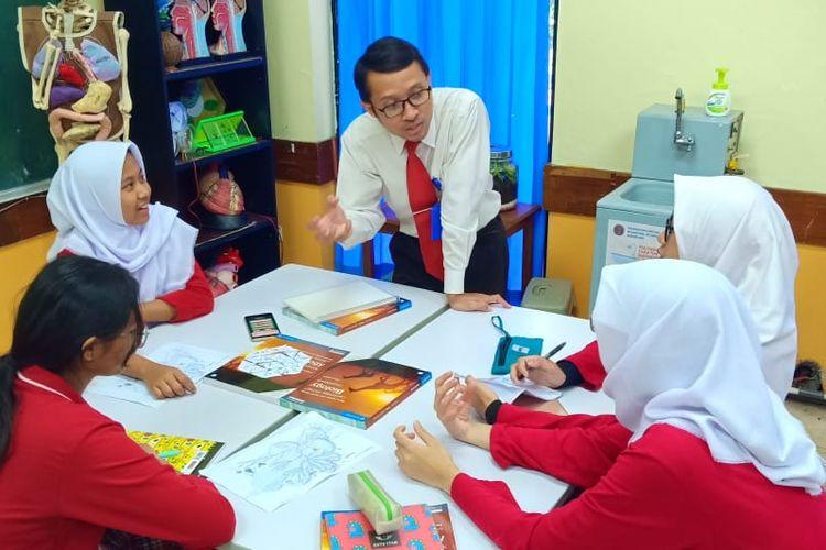 Ilustrasi Pribadi Bilingual School Bandung
