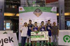 Satria Muda Jadi Kampiun IBL 3x3 Basketball Indonesia Tour 2019