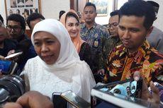 Penari Sufi hingga Komunitas Jip Sambut Khofifah-Emil di Surabaya