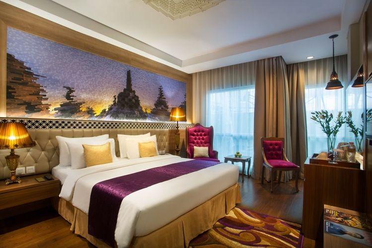 Kamar di Grand Mercure Adi Sucipto Yogyakarta