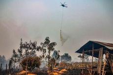 Greenpeace: Sejak 2015 hingga 2018, 3,4 Juta Hektare Lahan Terbakar