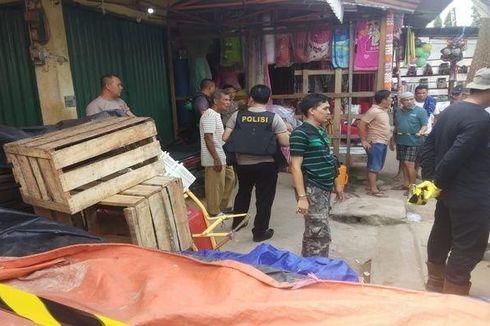 Fakta Perampokan Toko Emas di Muba, Terjadi di Siang Bolong, Pelaku Gasak 7 Kg Emas