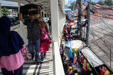 Imbas Putusan MA, Pemprov DKI Kaji Lokasi Jualan PKL di Trotoar