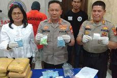 Setelah Mengintai 5 Hari, Polisi Tangkap Pengedar Narkoba di Kamar Kosnya