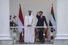 Masjid Hadiah Putra Mahkota Abu Dhabi untuk Jokowi Dilengkapi Islamic Center