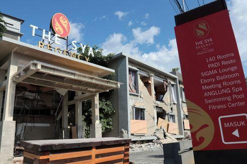 Gempa dan Tsunami Palu, Terdapat Gedung Ambruk yang Belum Dievakuasi