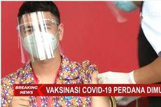 Jokowi Disuntik Vaksin Kedua Hari Ini, Bagaimana dengan Raffi Ahmad?