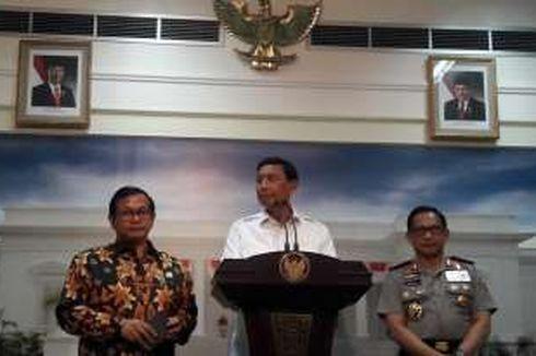 Wiranto: Indonesia Negara Hukum, Bukan Negara Ormas