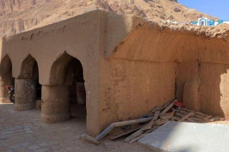Istana Seiyun merupakan salah satu bangunan bata lumpur yang paling penting di Yaman.