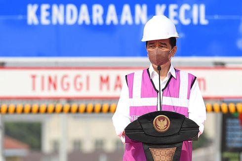Jokowi: Untuk Bangun Ibu Kota Baru Paling Penting Infrastrukturnya Dulu