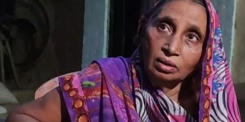 Covid-19 India: the sad story of a mother who was robbed and her son died after being rejected by the hospital