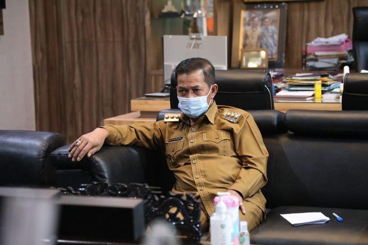 Wali Kota Serang Syafrudin