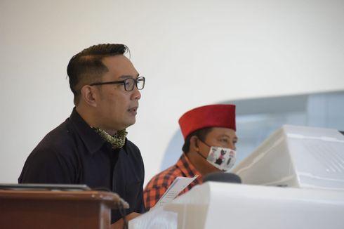Ridwan Kamil Ajukan PSBB untuk Seluruh Daerah di Jawa Barat
