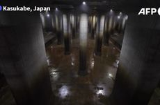 Alih-alih Sumur Resapan, Jakarta Bisa Tiru Tokyo Bangun