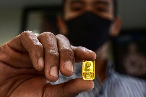 Naik Rp 2.000, Berikut Rincian Harga Emas Antam Terbaru