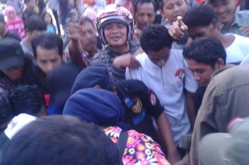 Relawan Jokowi-JK Buka Puasa Bersama di Bundaran HI