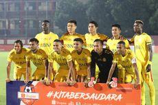 Pindah ke Stadion Manahan, Bhayangkara FC Resmi Berubah Jadi Bhayangkara Solo FC