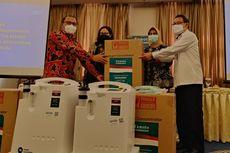 Tanoto Foundation Beri Bantuan Oksigen Concentrator ke RS Pendidikan