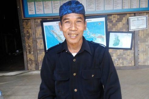 Jalani Ritual Kawalu 3 Bulan, Suku Baduy Bebas Corona