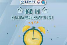 Lolos SBMPTN 2021, LTMPT: Calon Mahasiswa Belum Resmi Diterima PTN