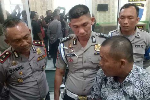 Pengakuan Polisi Gadungan di Palembang yang Tipu Pacarnya Seorang TKI