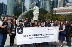 Pelanggan XL Ber-KTP Batam Bebas Roaming Internet di Singapura